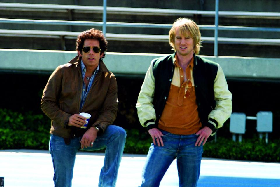 <ul> <li><strong>What to wear for Starsky:</strong> Jeans that you can jump around in, a brown suede jacket, and a '70s-style button-down with two buttons undone and both collars popped.</li> <li><strong>What to wear for Hutch:</strong> Aviators, a letterman jacket, a retro long-sleeved shirt, and tight jeans.</li> </ul>