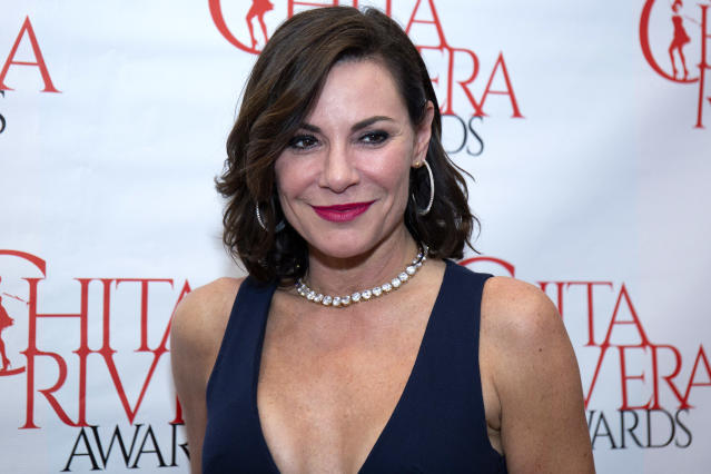 Luann de Lesseps attends the 2018 Chita Rivera Awards at NYU Skirball Center on May 20, 2018 in New York City. (Photo: Santiago Felipe/Getty Images)