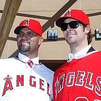 Landing Albert Pujols and C.J. Wilson could help the Angels raise another World Series banner