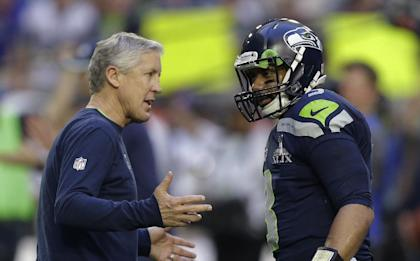 For the second time in three years, the Seahawks are hoping to have landed a true No. 1 threat. (AP)