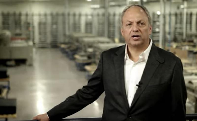 David MacNeil, CEO de WeatherTech. (Foto: Youtube / WeatherTech).