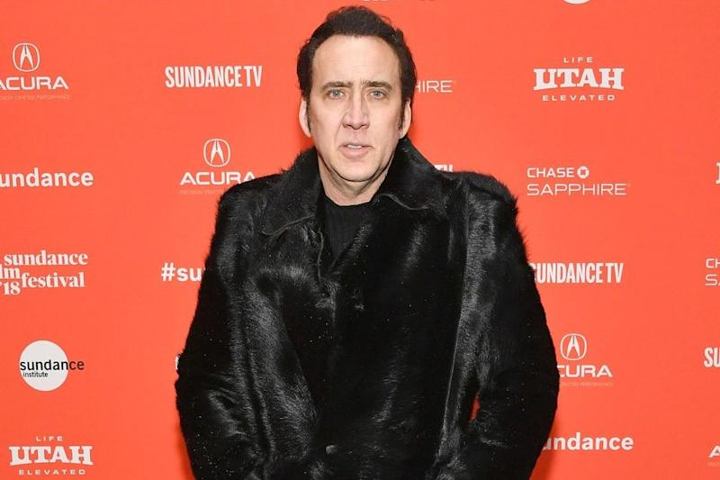 Nicolas Cage | Dia Dipasupil/Getty Images
