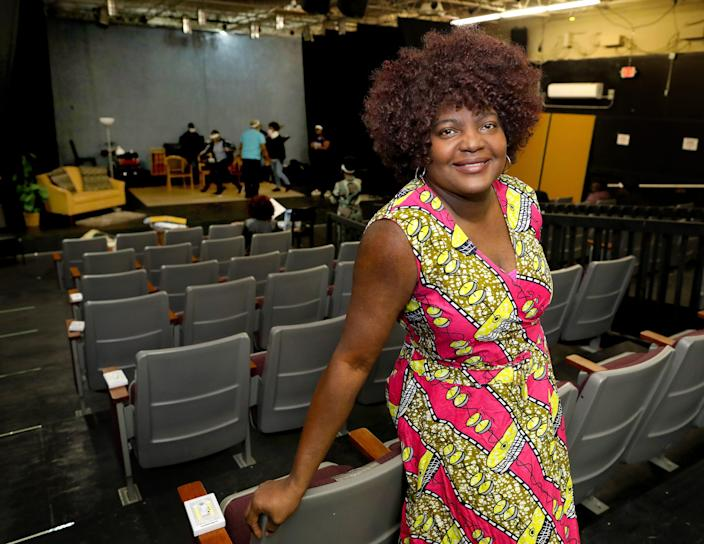 Rhonda Wilson, owner and founder of the Star Center Theatre in Gainesville, Fla., started out 20 years ago by staging performances at churches.