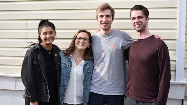 PHOTO: Four Marquette University students launched a business creating self-care boxes for students. (Kyra Ochsner)