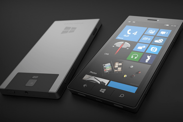 2017 Surface Phone Ultimate mobile device