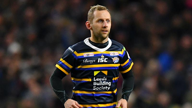 Rob Burrow turns down invitation to attend Challenge Cup final at Wembley
