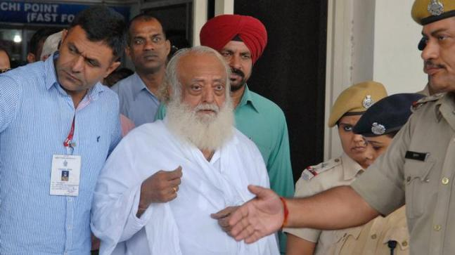 In 2014, Chawala had a narrow escape when he was attacked and two bullets were fired at him allegedly by aides of Asaram.