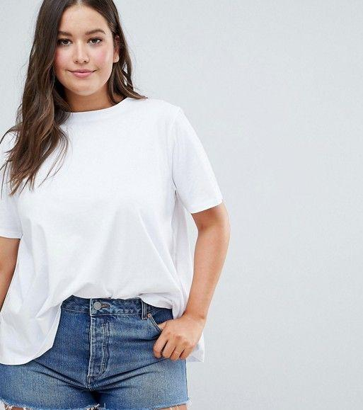 Start out with a simple tee.