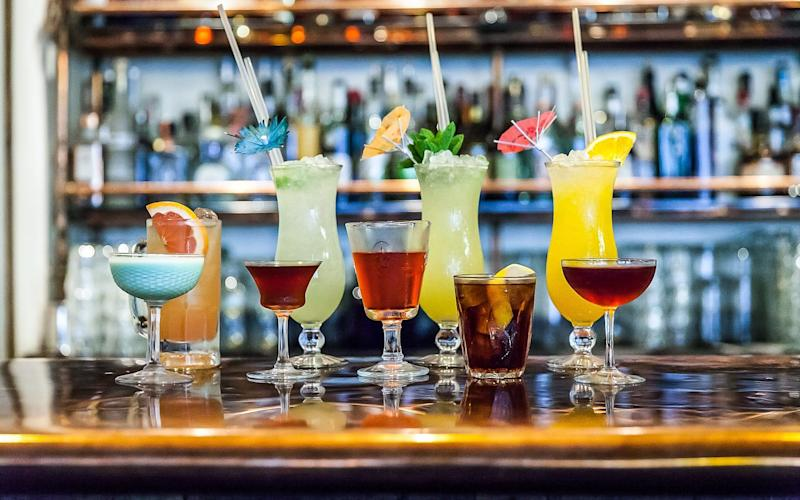 Happy National Rum Day! Celebrate the occasion at one of London's best rum bars - Nola