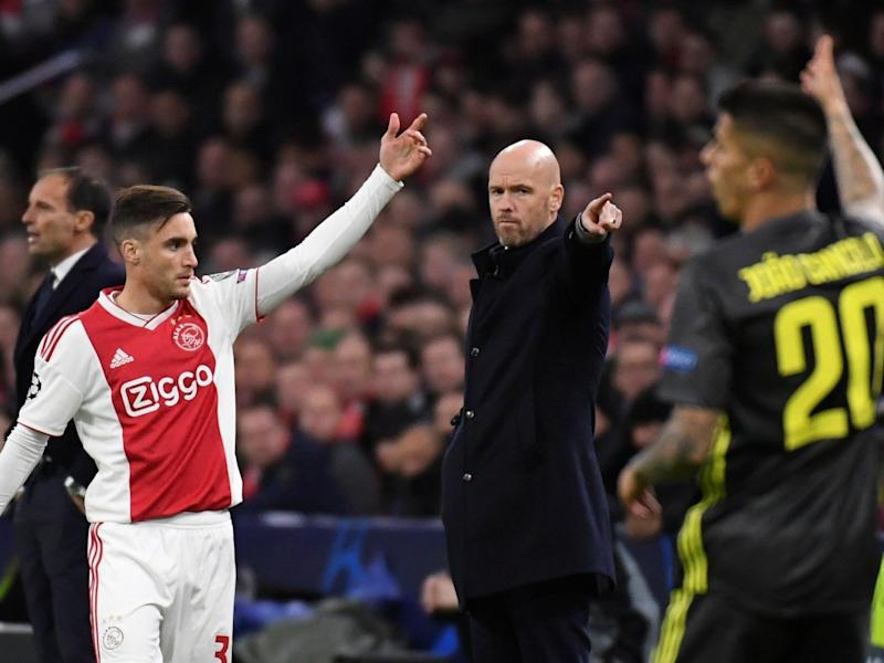 Ajax vs Juventus LIVE: Stream, score, goals and updates from Champions League as Cristiano Ronaldo starts