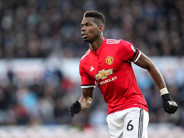 Paul Pogba ruled out of Manchester United's FA Cup trip to Huddersfield with illness
