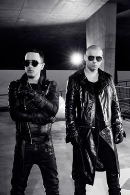 Image result for wisin y yandel in latin billboard conference