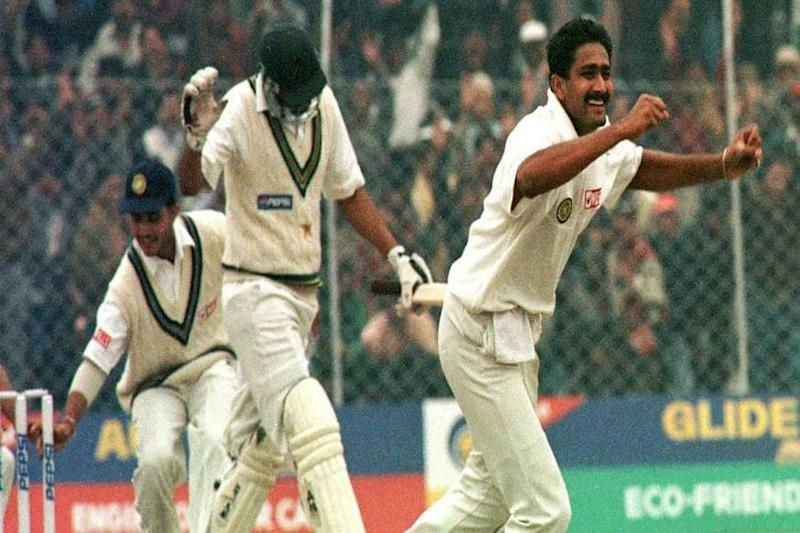 Did Wasim Akram - Waqar Younis Plan to Deny Kumble the 10th Wicket? Akram Clarifies