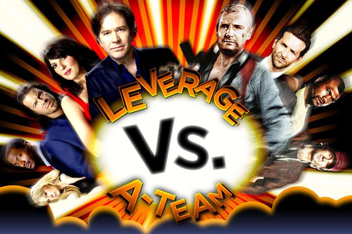 "With the third season of ""<a href=""/leverage/show/41459"">Leverage</a>"" set to premiere on Sunday, June 20, on TNT, and the big-screen version of ""<a href=""http://movies.yahoo.com/movie/1808402981/info"" rel=""nofollow"">The A-Team</a>"" finally in theaters, we decided to see how the characters of the two stack up against each other. Click through this slideshow to see how the ""Leverage"" gang compares to the new ""A-Team."""