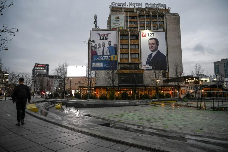 Kosovo holds snap elections Sunday in which a new generation of politicians are vying against the old guard's hold on power
