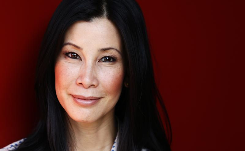 "In this May 10, 2013 photo, journalist Lisa Ling, poses for a portrait in Santa Monica, Calif. After giving birth to to 9-week-old daughter Jett, Ling says she's ready to get back to work with her Dove campaign to promote girl's self-esteem and her Oprah Winfrey Network series ""Our America with Lisa Ling."" (Photo by Matt Sayles/Invision/AP)"