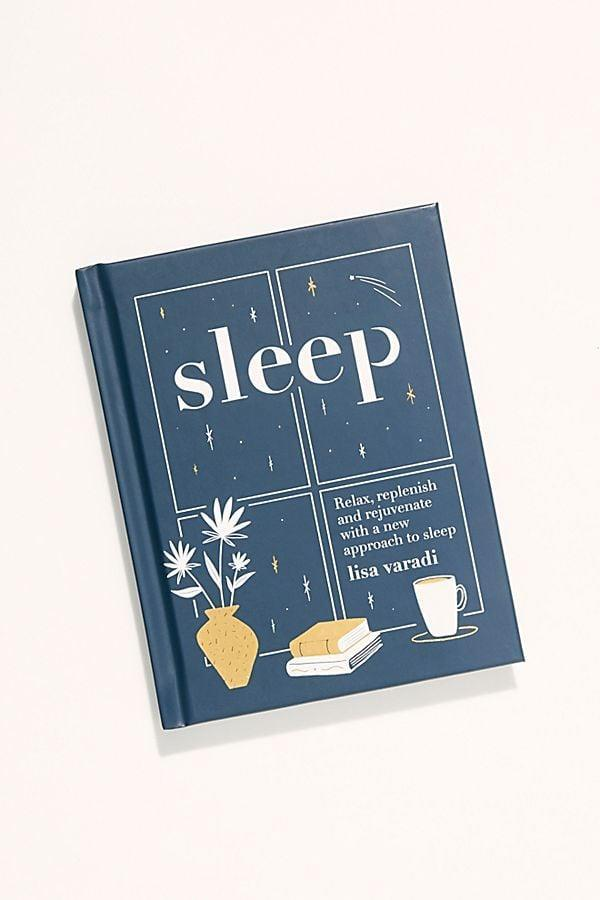 <p>If you want to learn more about sleep, pick up the <span>Sleep Book</span> ($13).</p>