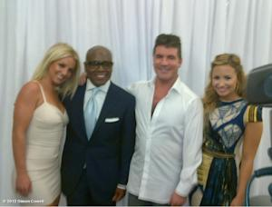 Meet the new 'X Factor' judging panel (WhoSay)