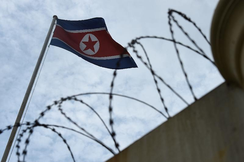 "South Korea's defence ministry said that North Korea fired an ""unidentified projectile"" which landed in the East Sea"