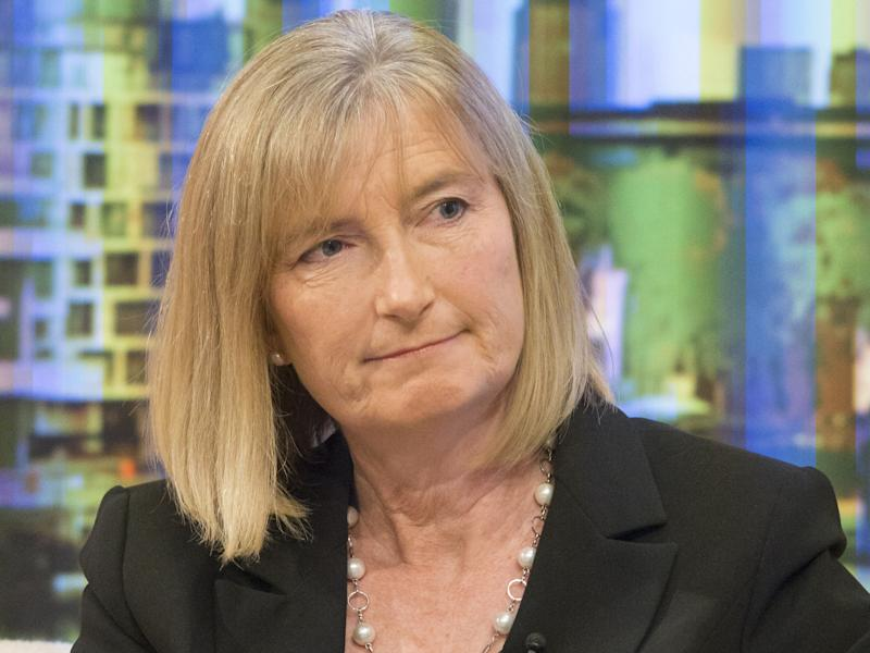 Dr Sarah Wollaston has said patients will think the the NHS is in a 'crisis': Steve Meddle/ITV/REX