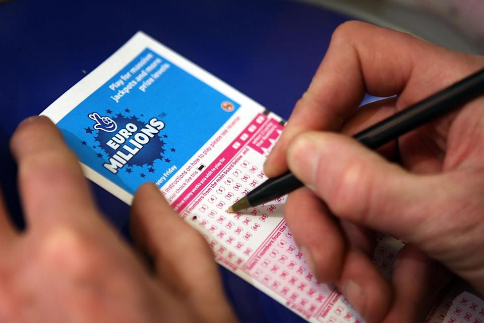 <p>National Lottery is up for grabs</p> (Getty Images)