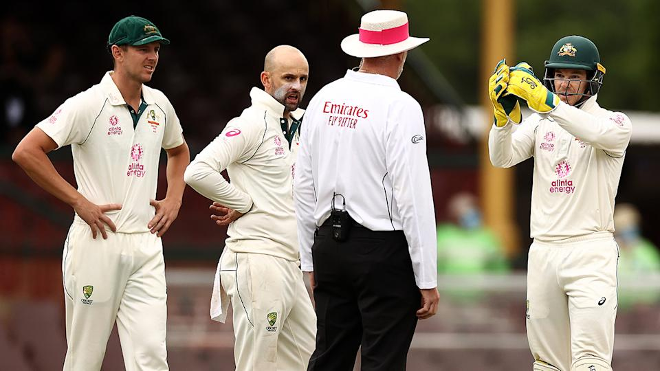 The DRS system used in international cricket has undergone some minor changes after a review by the ICC. (Photo by Ryan Pierse/Getty Images)