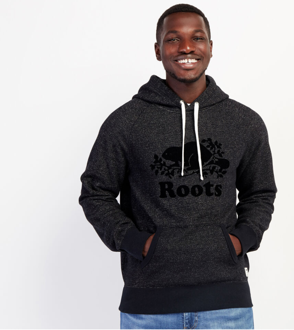 Original Kanga Hoody. Image via Roots.