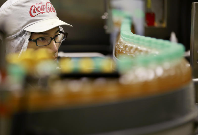 Coca-Cola Tops Estimates On Demand For Sugar-Free Sodas