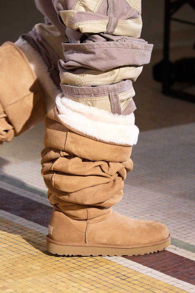 Can Men Get Away with Wearing Thigh High Ugg Boots?