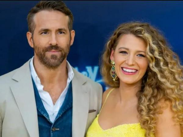 Ryan Reynolds and Blake Lively (Image source: Instagram)