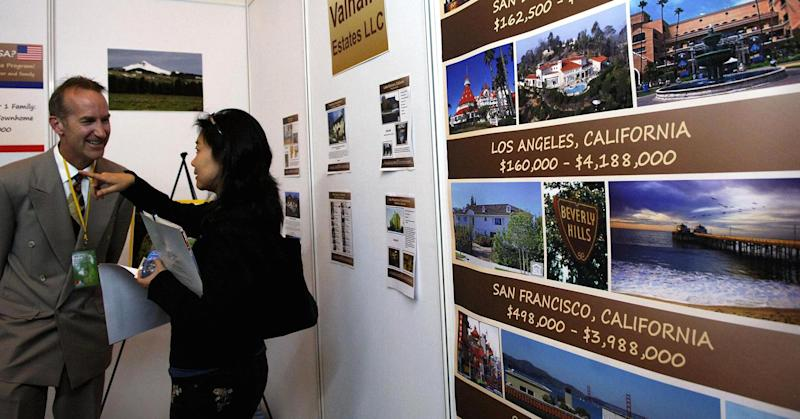 Will Chinese buyers flee or flood US housing?
