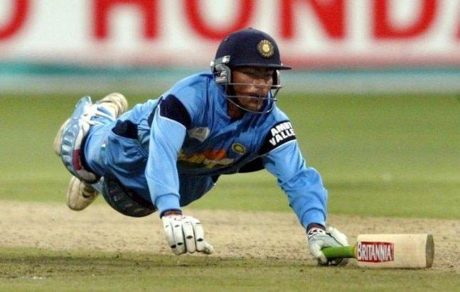 Kaif scored 111 which helped India win the game against Zimbabwe