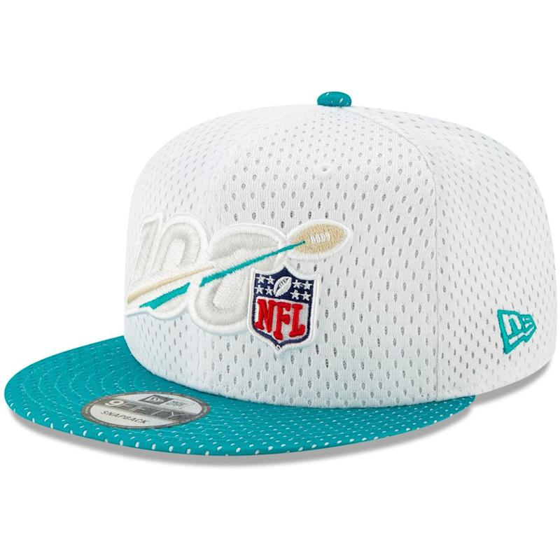 Super Bowl LIV NFL 100 Mesh Adjustable Snapback Hat