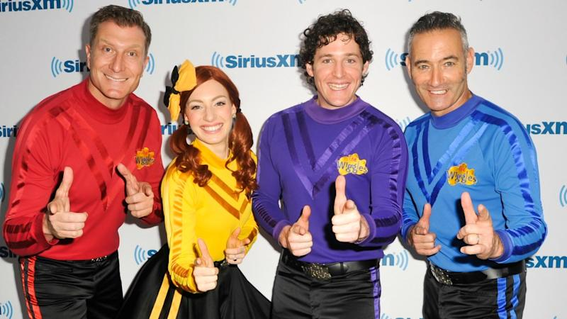 Emma and Lachlan have starred together on The Wiggles for seven years. Photo: Getty