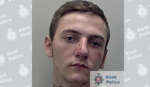 Richard McAuley, 23, has been found guilty of murdering his friend (Picture: Police)