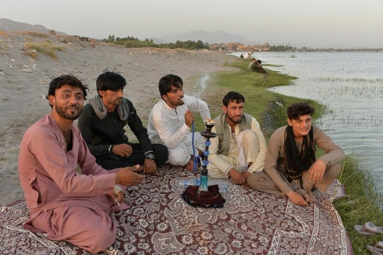 Shisha smoking, a historic pastime in Afghanistan, was banned under the Taliban