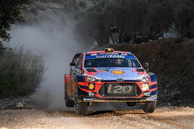 WRC finale cancelled due to fires in Australia