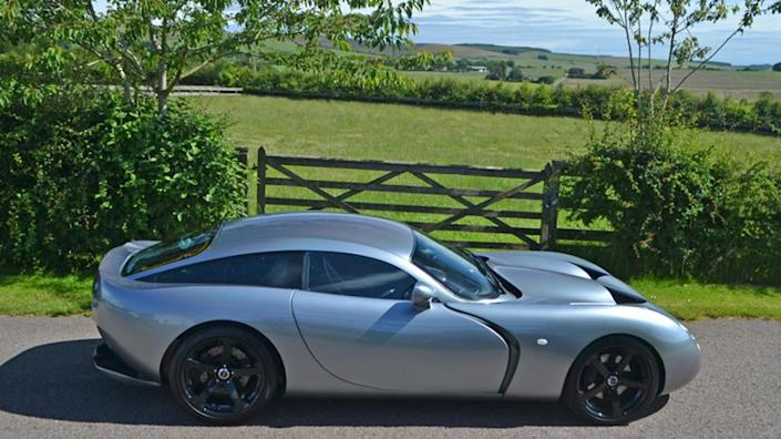 2003 TVR T440R - Credit: Auto Lounge