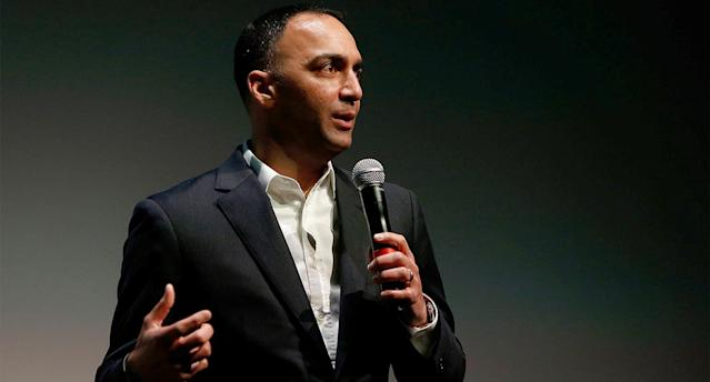 Paraag Marathe, president of 49ers enterprises and executive vice president of football operations, looks forward to helping Leeds United get back to where it belongs. (Getty)