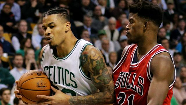 Gerald Green has not started a game for the Celtics since 2007.