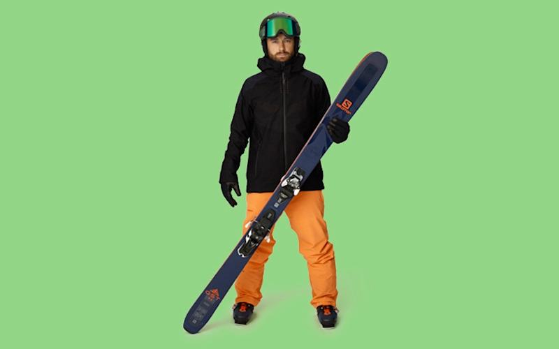 The essential guide to getting ready for the slopes - Adrian Myers