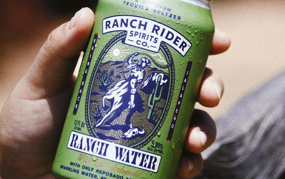 Ranch Rider Jalapeno Ranch Water Launch