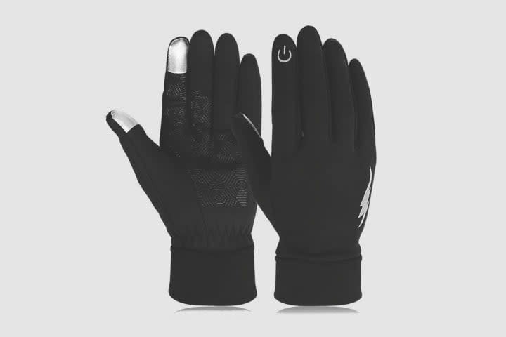 best touchscreen gloves cycling