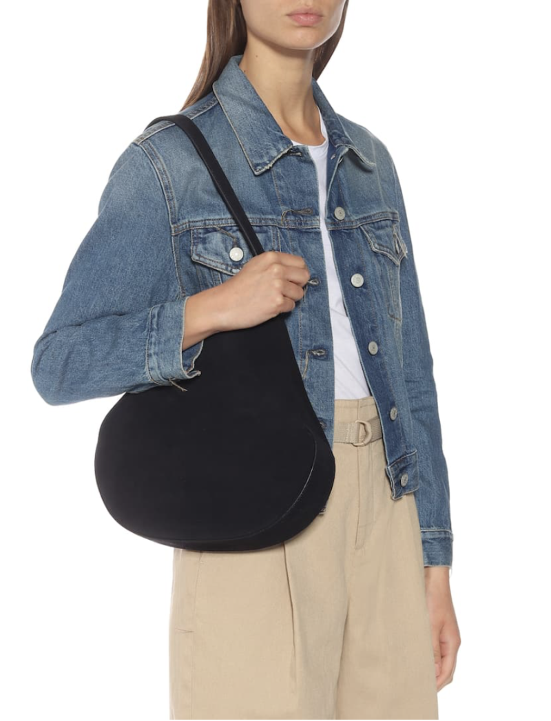 Mansur Gavriel hobo bag. (PHOTO: MyTheresa)