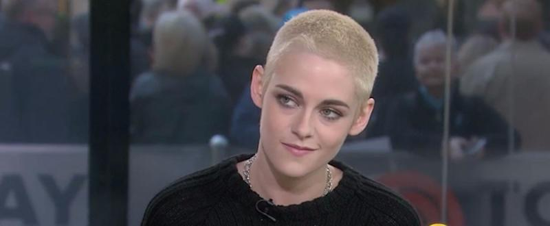 "There's a Very ""Practical"" Reason For Kristen Stewart's Dramatic New Haircut"