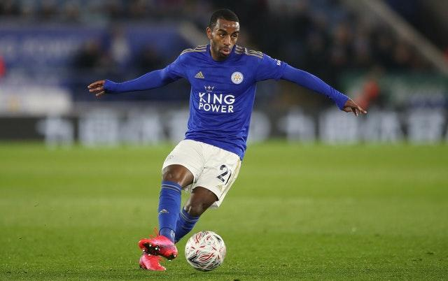 Ricardo Pereira is set for his first appearance since March (Nick Potts/PA)