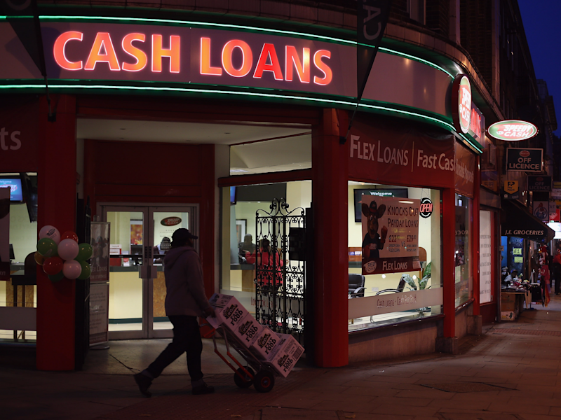 Payday loans are being used by Canadians on the brink of bankruptcy. Business Insider photo