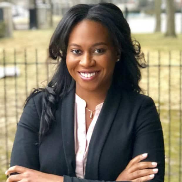 Christelle Francois, an entrepreneur and president of the Canadian Black Chamber of Commerce, said it's time to 'level the playing field and give people a fair chance to succeed and to thrive.'