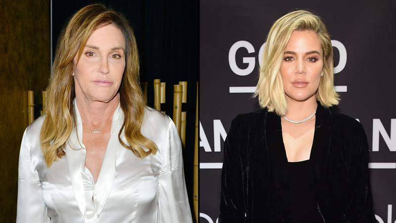 The internet caught Caitlyn Jenner posting then deleting a message to Kim Kardashian and Kris Jenner