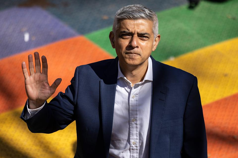 <p>Sadiq Khan has revealed his desire to end the £15 congestion charge</p> (Getty Images)